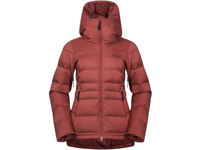 Bergans Stranda Naiset takki , punainen